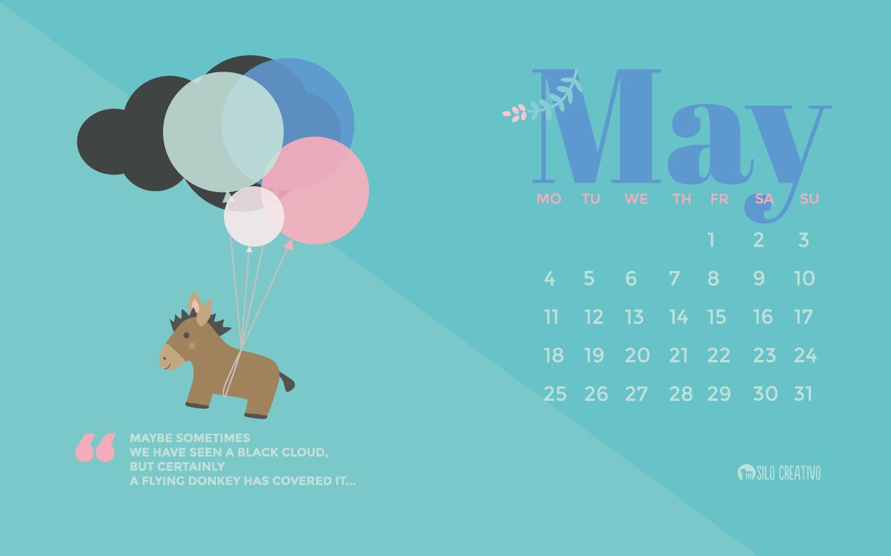 1280 x 800 png 69kB, Downloadable Calendar: May 2015 • Silo Creativo